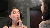 Click image for larger version.  Name:Lily Marlene - Smoking and Putting on Makeup - RAW pt1.00_10_09_13.Still002.jpg Views:72 Size:641.9 KB ID:4012120
