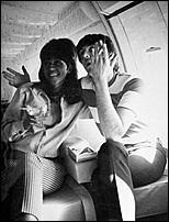 Ronnie Spector - I'm guessing - with some guy - 002..jpg